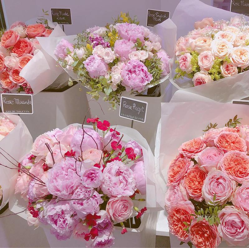 ♡:お庭で摘んだ可愛いお花