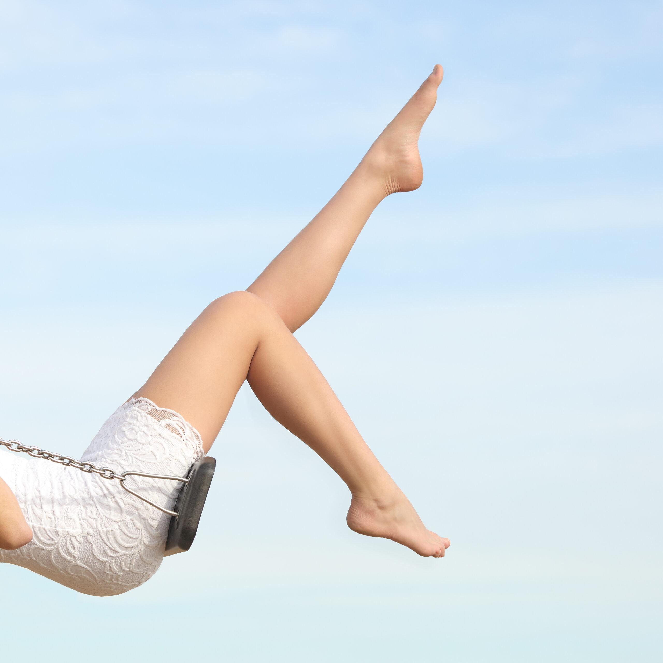 隙間時間に簡単にできる脚パカ体操