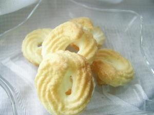トースターで メレンゲクッキー
