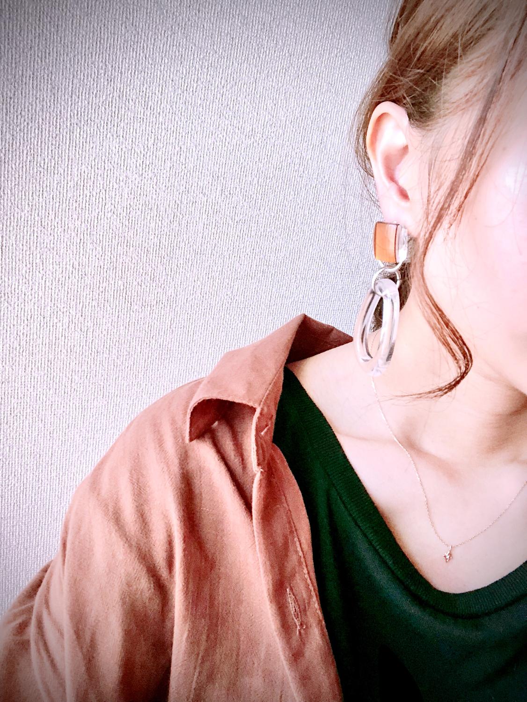_顔まわりを華やかにするイヤリング
