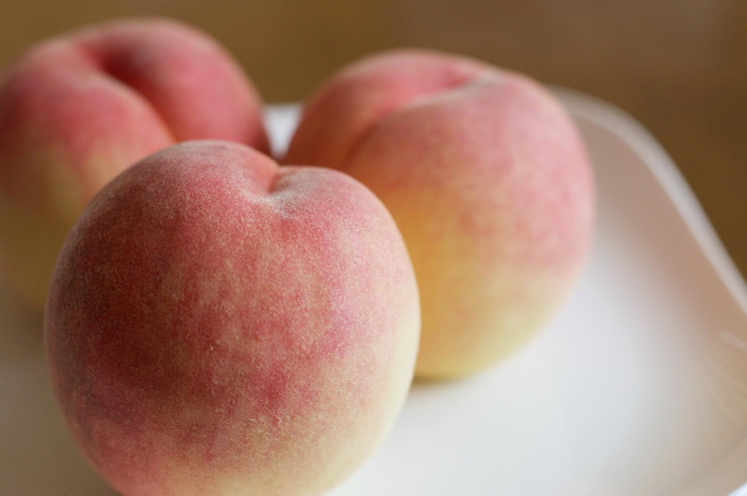 いちご以外の果物もぴったり