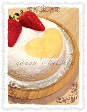 炊飯器で簡単♪水切りヨーグルト&豆腐でチーズケーキ