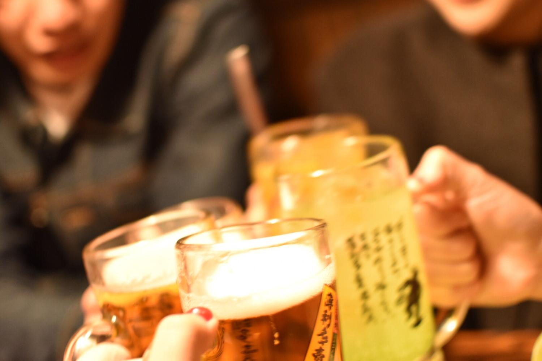 「乾杯!!!」