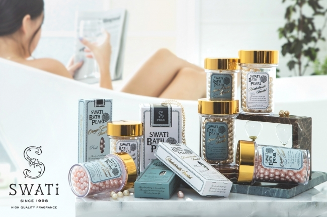 BATH PEARL COLLECTION