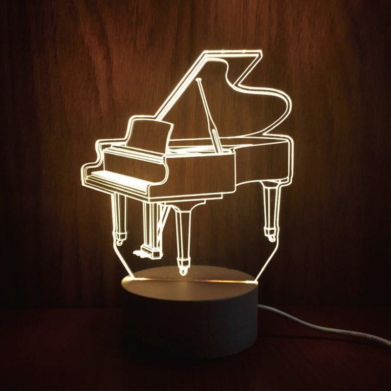ピアノ→「手のひらを上に向ける」