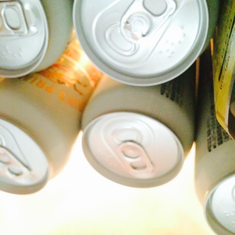 ビール:のどごしがたまらない