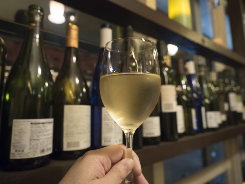 ワイン:お洒落に香りを感じて