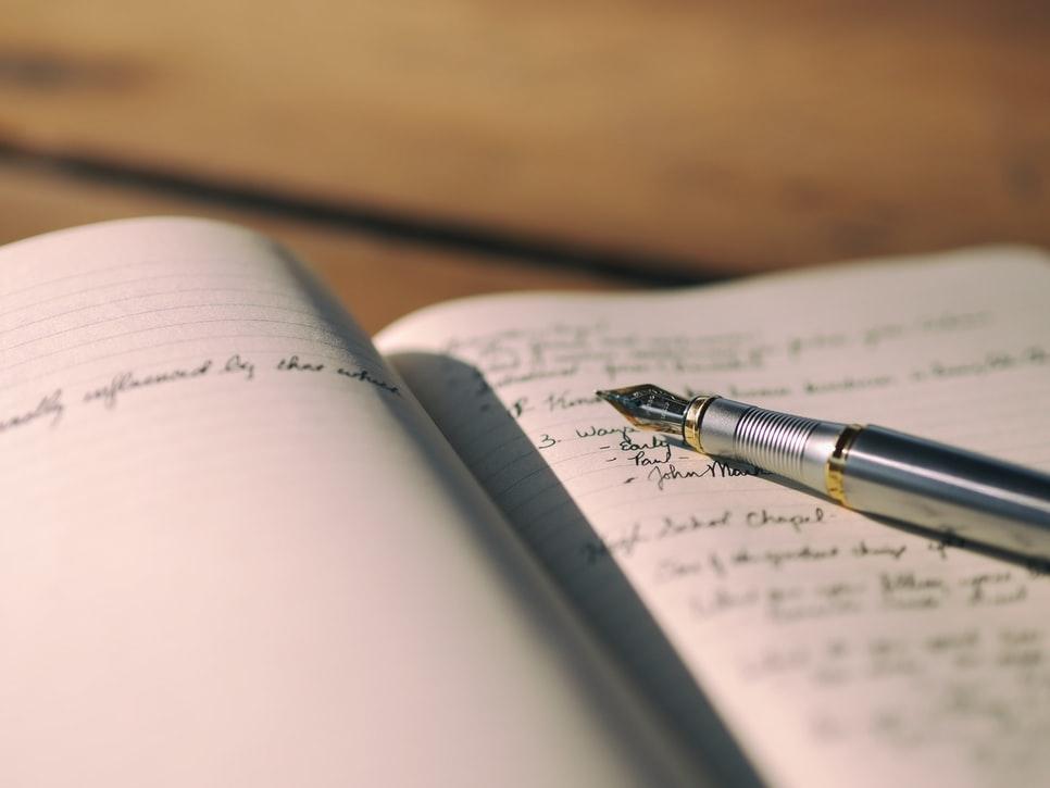 ▶思ったことは日記に書いてみる