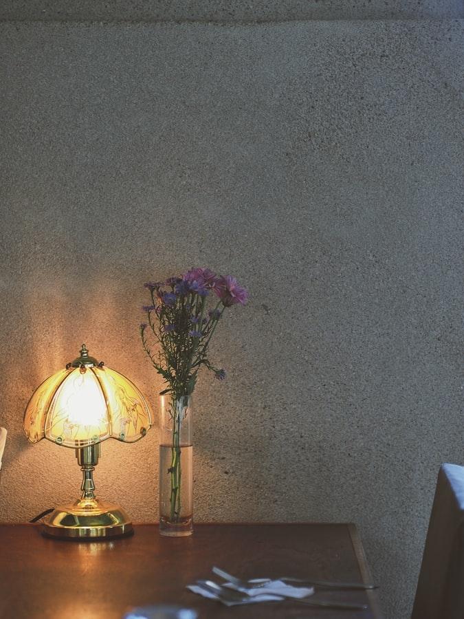 ②花瓶のお花