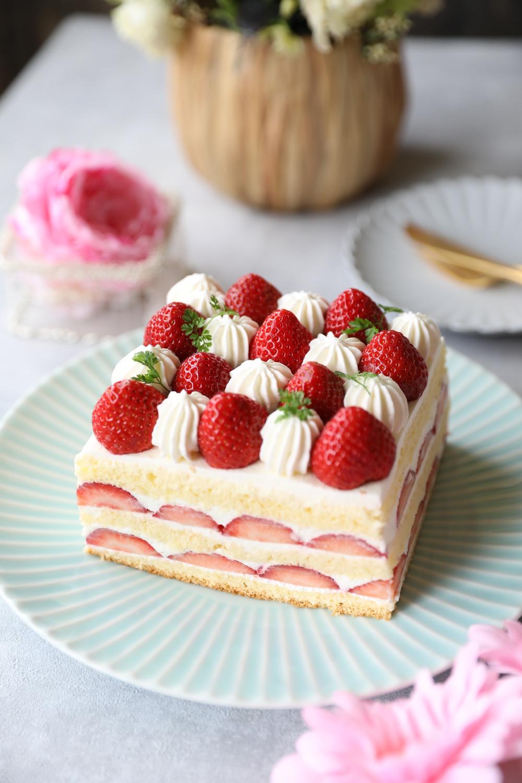 お家でのお祝いもとびきりケーキで豪華にね