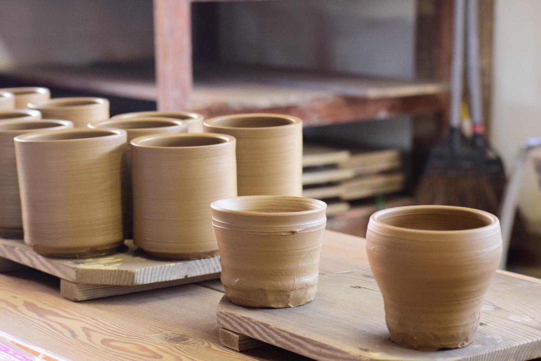 陶芸を趣味にしてみたくなった?