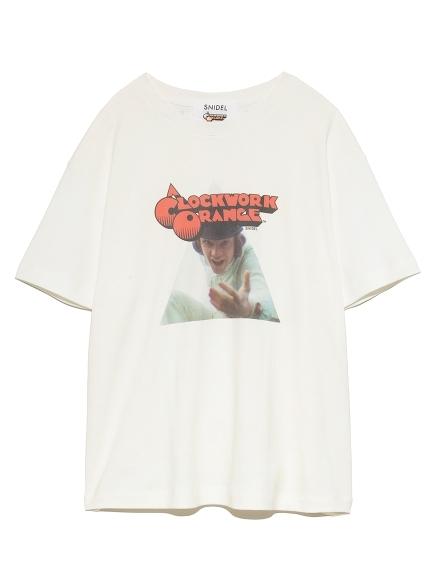(♡)お気に入りのTシャツをフレームイン