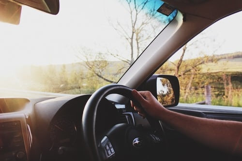 ドライブデートで景色のキレイな場所へgo