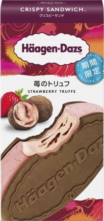 苺の酸味×濃厚チョコ