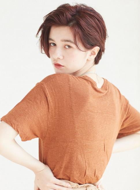 01|根元から作るかきあげ前髪アレンジ