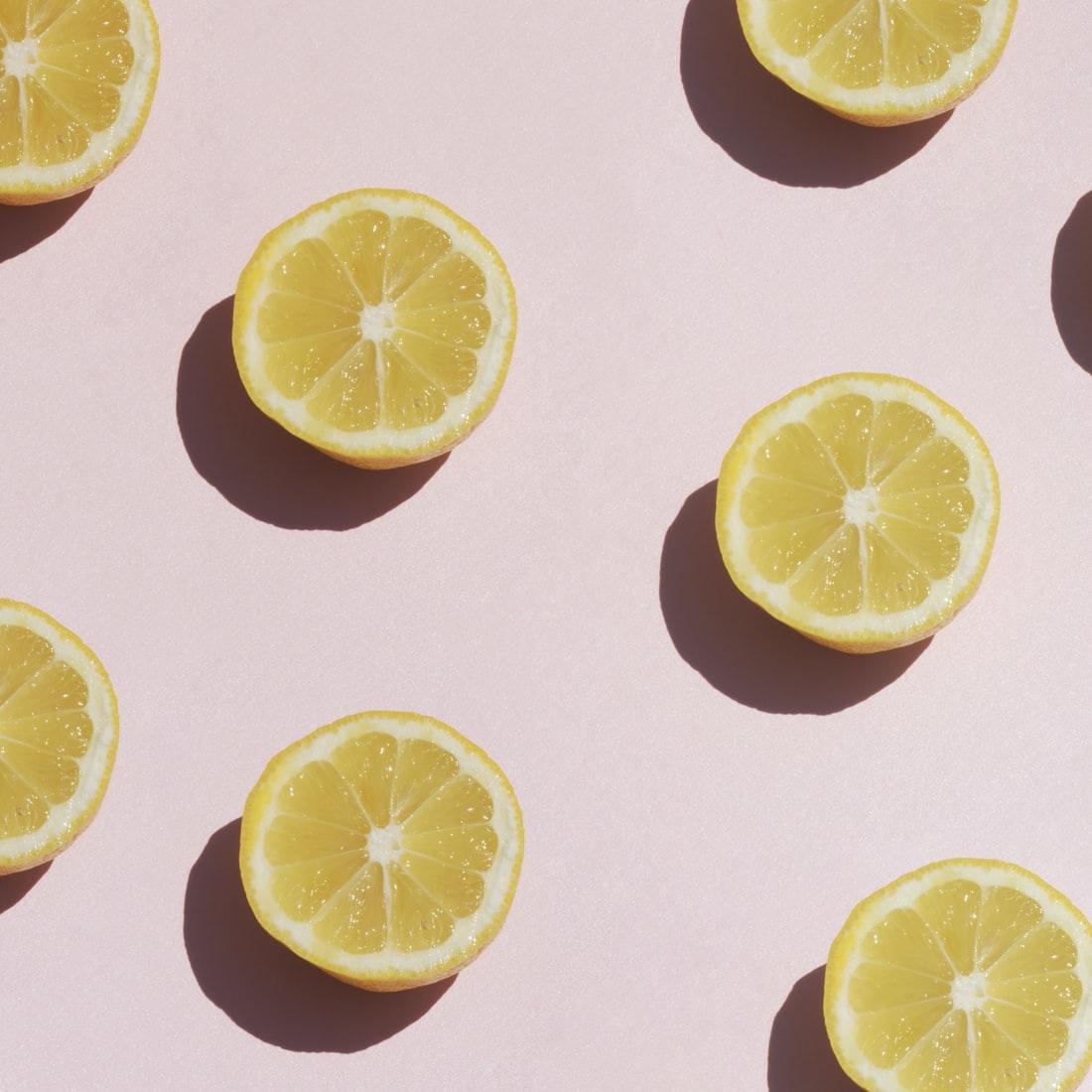夏にはサッパリ感のレモンを