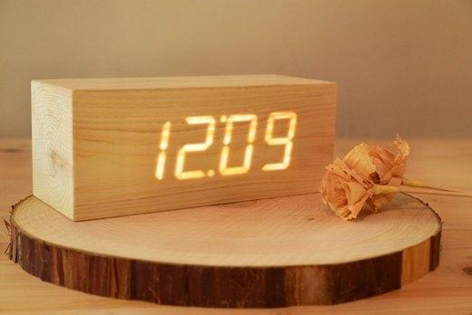 item3:デジタル時計