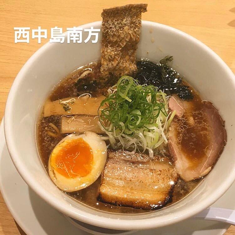 大阪府:うまい麺には福来たる 西中島店