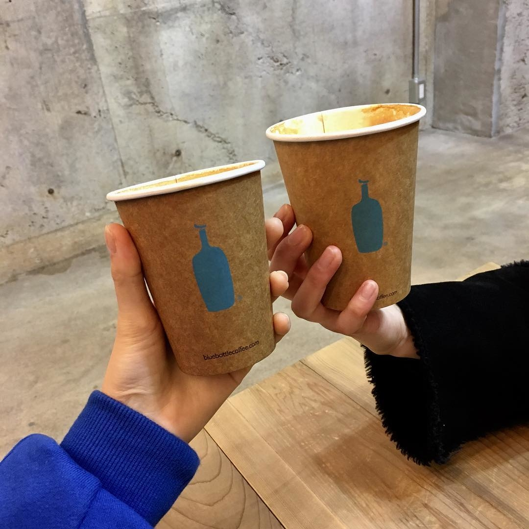 中目黒|Blue Bottle Coffee