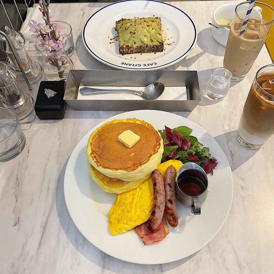恵比寿|CAFE GITANE