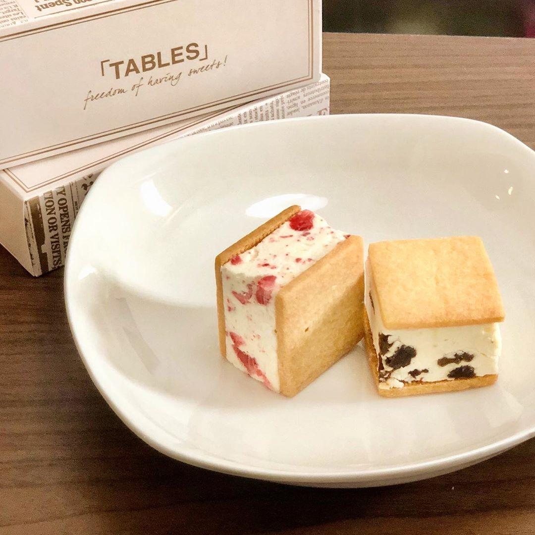 TABLES CAFE/大阪&京都