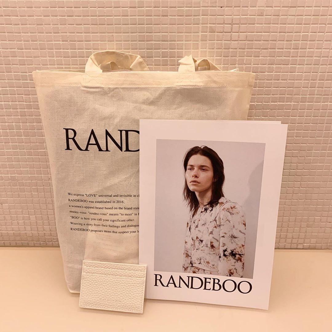 """自信をくれる服が揃うお店""""RANDEBOO"""""""