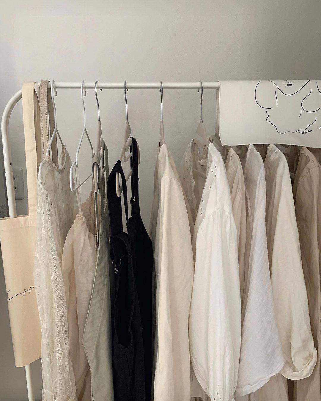 手持ち服をよ〜く見て、色を決める
