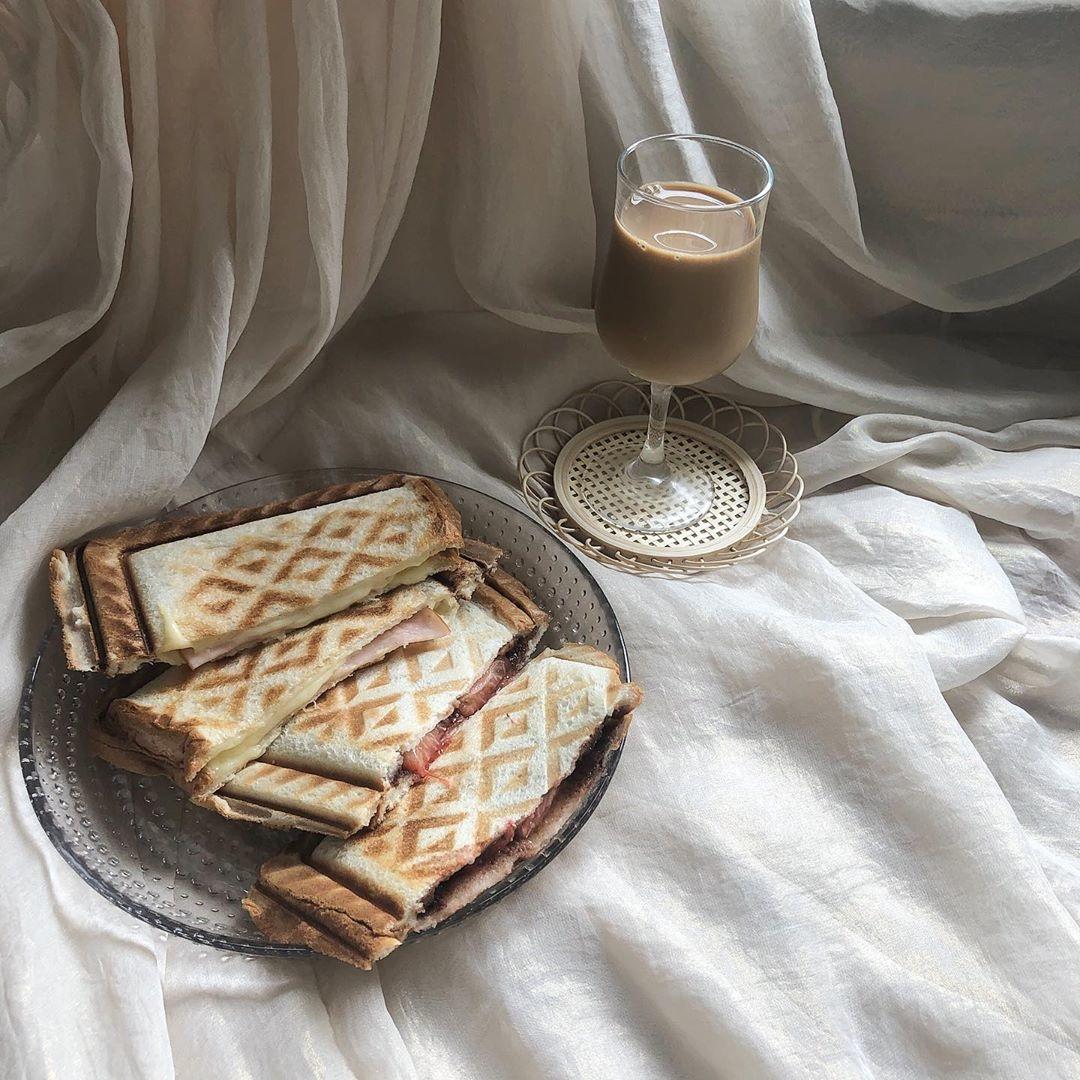 おうちでカフェごはんを楽しもう