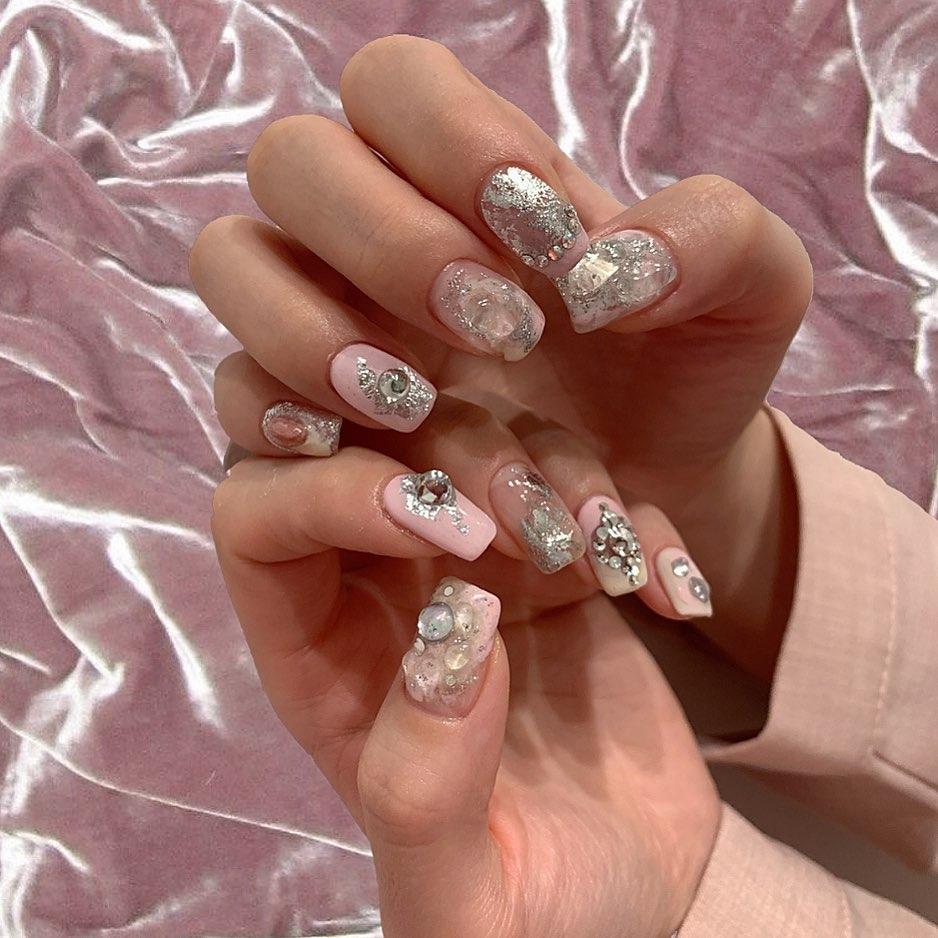 3|ネイルがもっと可愛く見える、爪作り