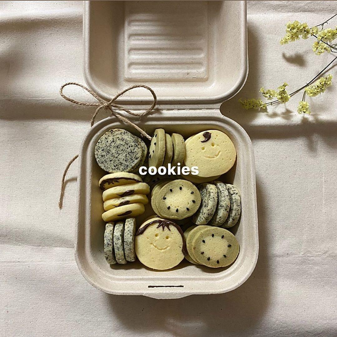 自分でクッキー缶を作ってみてもいいかも
