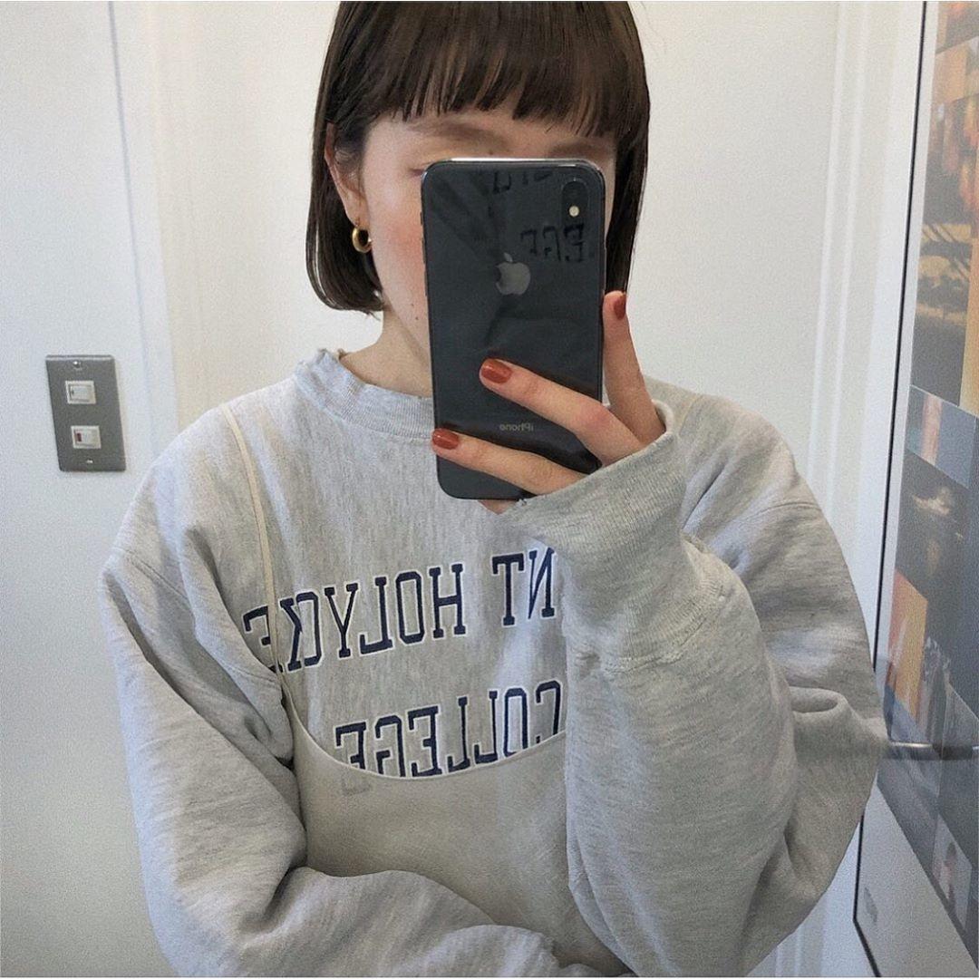 まとまり感とこなれ感を:Mayuka Ideさん