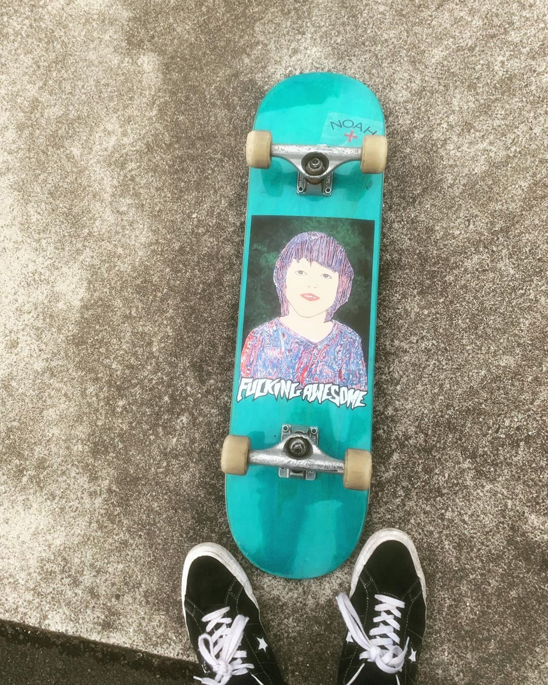 スケートボードグッズ編