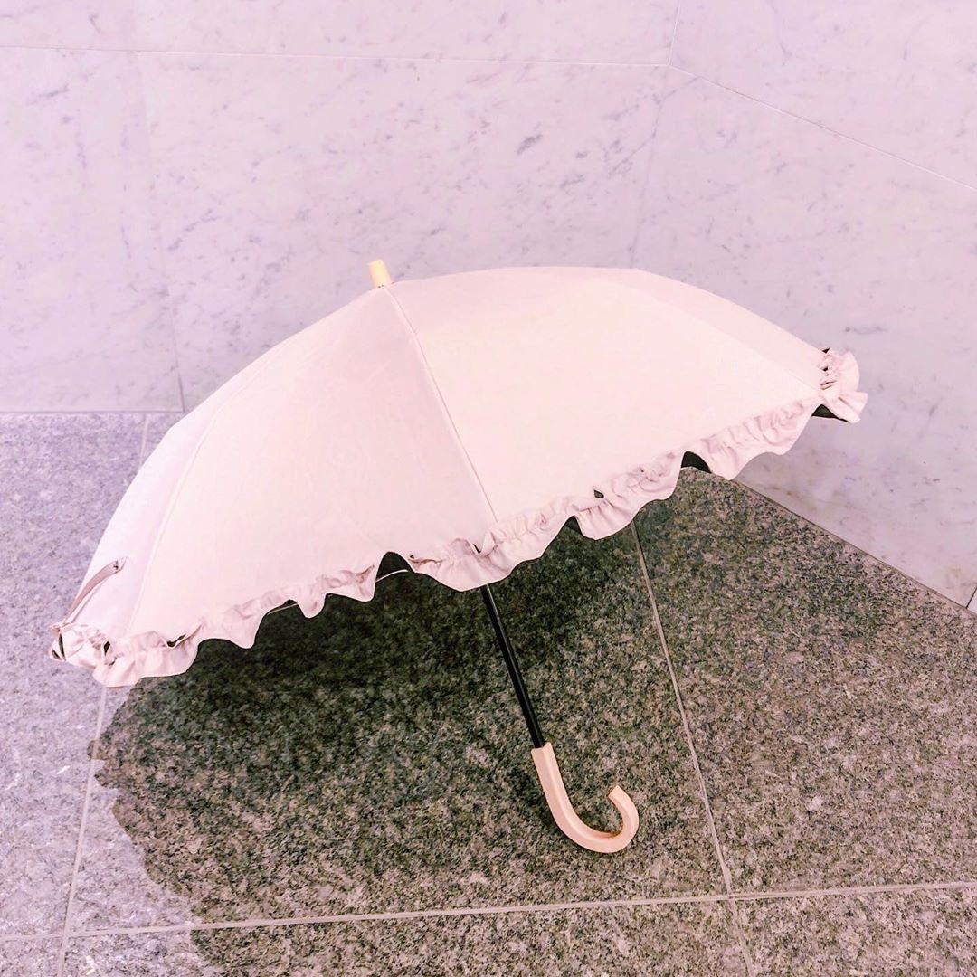 紫外線100%カットの万能日傘