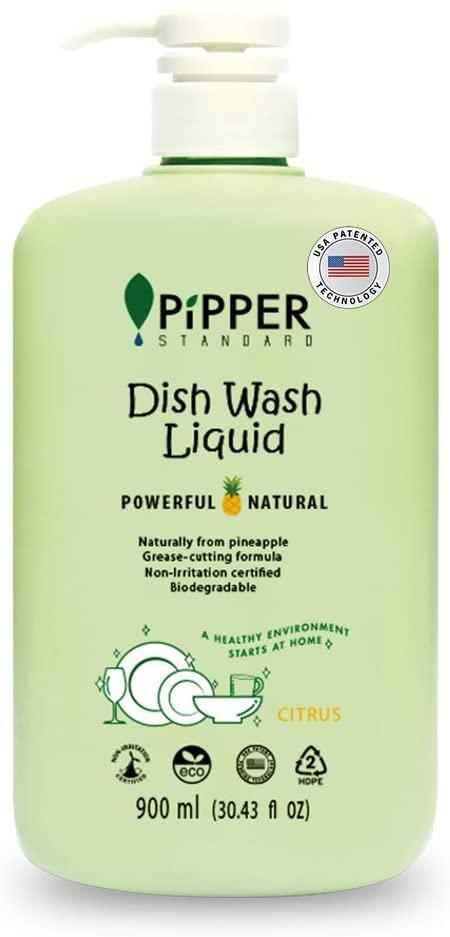 パワフル&ナチュラル 食器用洗剤