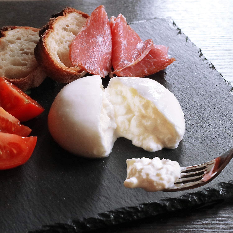 ブラータ チーズ 生モッツァレラ