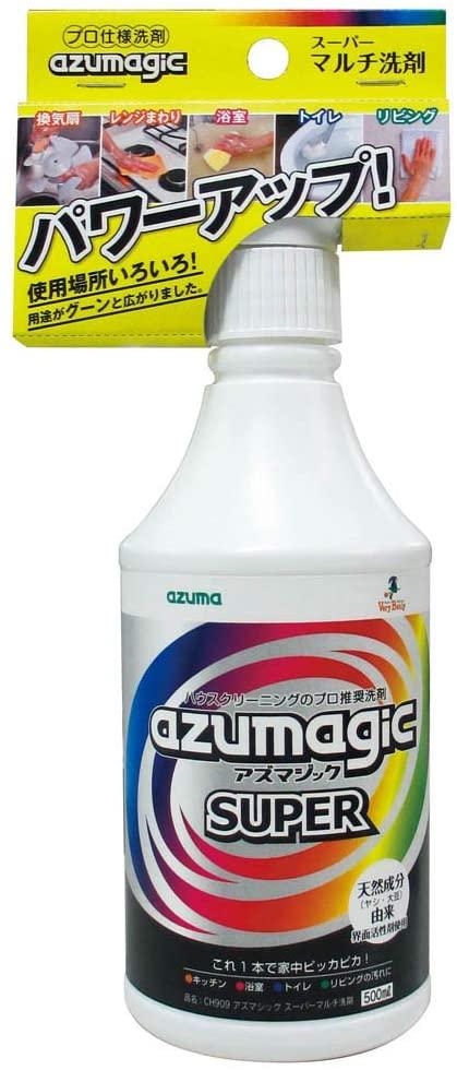 アズマジックスーパーマルチ洗剤