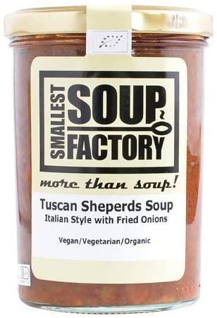 有機(アクアコッタ)スープ