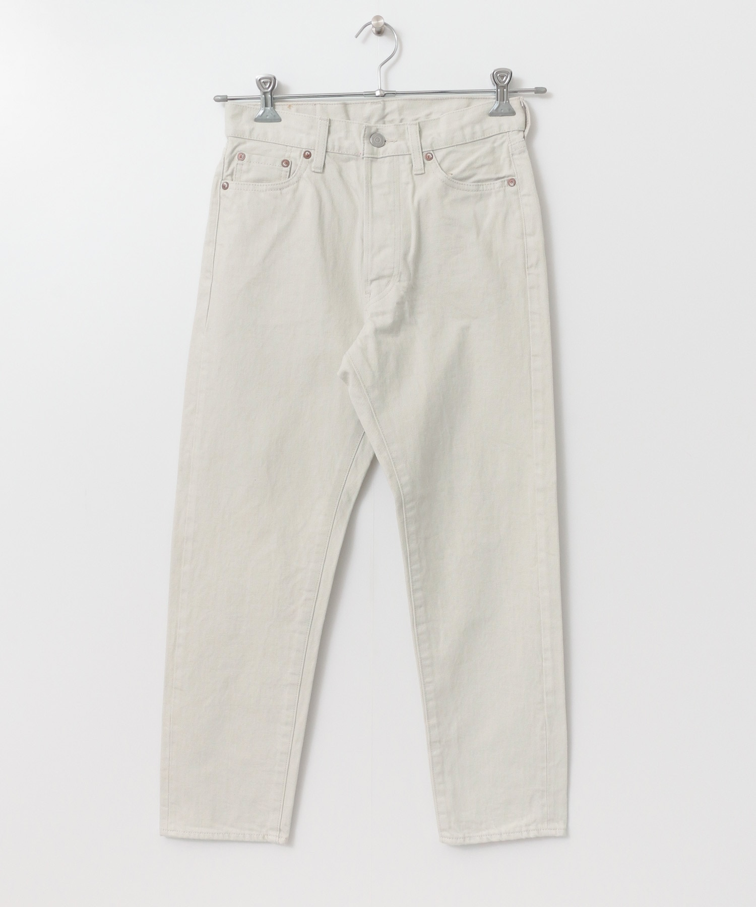ordinary fits ordinary fits 5POCKET ANKLE DENIM/ow