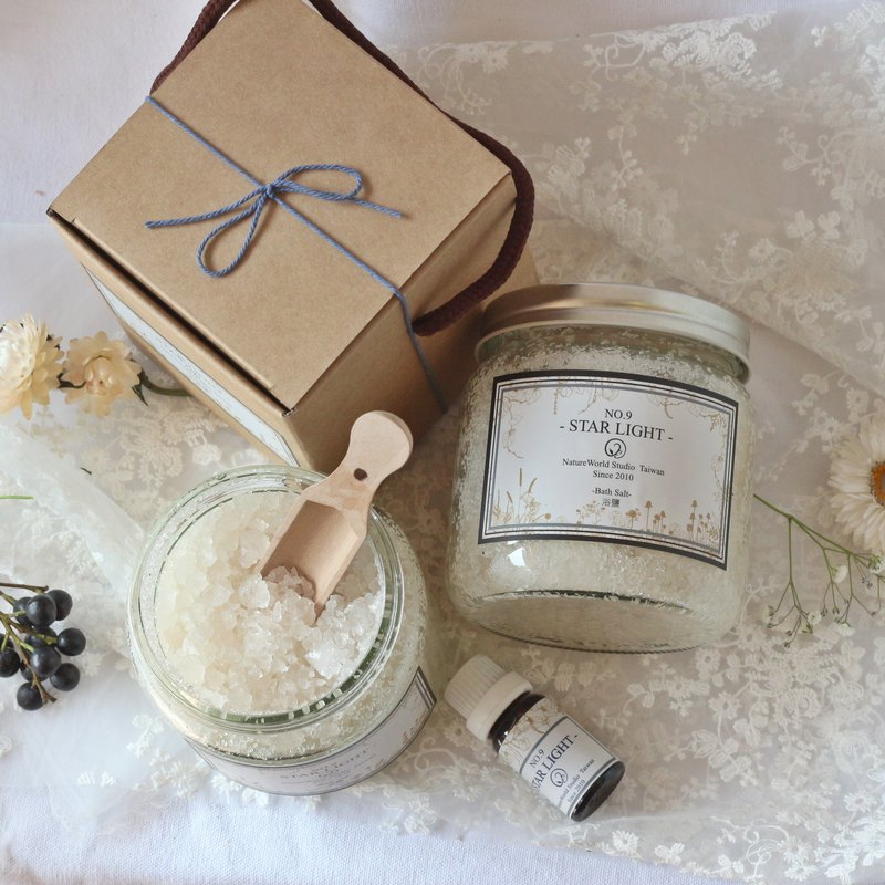 Natural Essential Oil Relaxing Bath Salt