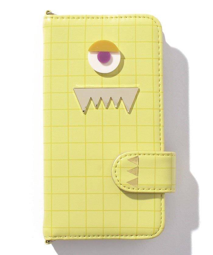 チェックモンスターiPhoneケース