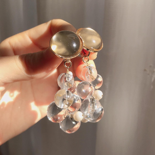 PuruPuru earring