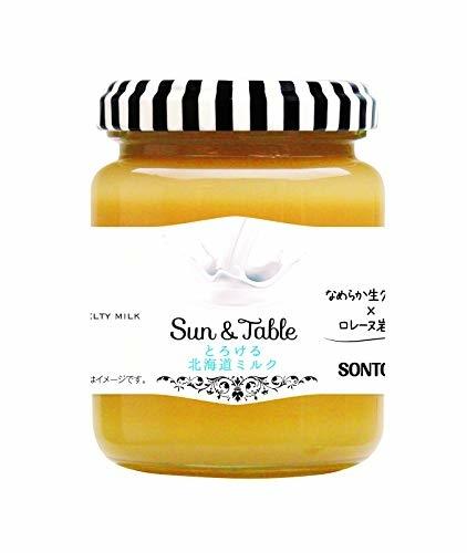 Sun&Tableとろける北海道ミルク