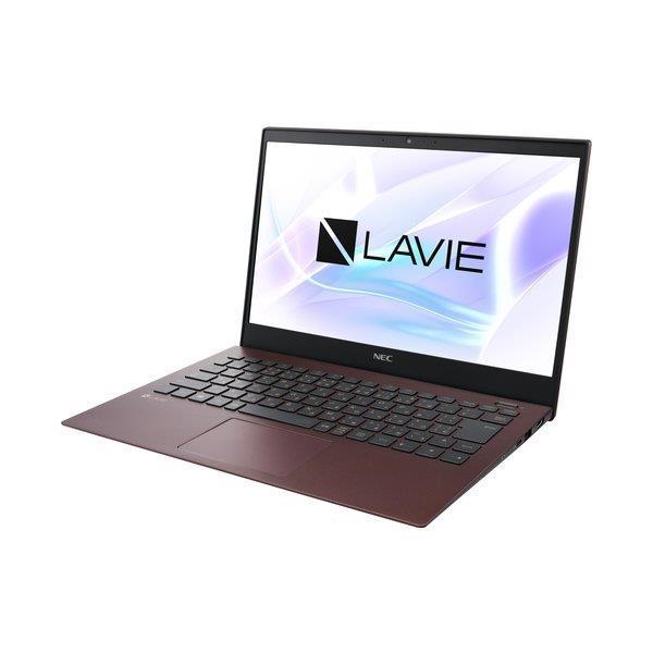 NEC ノートパソコン LAVIE Pro Mobile PM550/NAR PC-PM550NAR [クラシックボルドー]