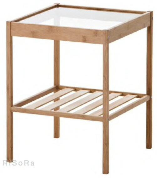 IKEA NESNA ベッドサイドテーブル