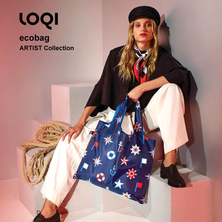 LOQI エコバッグ