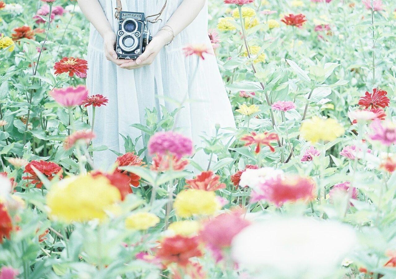 春夏秋冬いつだってお花と一緒にいたいの。ときめき叶える全国お花畑LIST♡