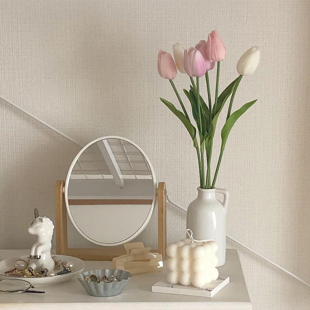 長く咲き誇っていて、マイフラワー。お部屋に飾った大切なお花を長く保つMethod