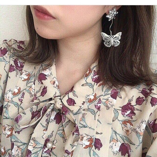 ひらひらと美しく舞う蝶を身にまといたい♡素敵な蝶々アクセサリーをPICK UP