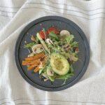 忙しない準備時間に野菜のゆとりを。朝ごはんに取り入れたい'お手軽'サラダレシピ