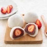 おうちcafeは「イチゴ」を使うと映える説。今日のおやつに作ってみたいsweets♡